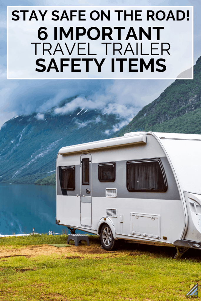 Trailer Backup Camera and Other RV Safety Items