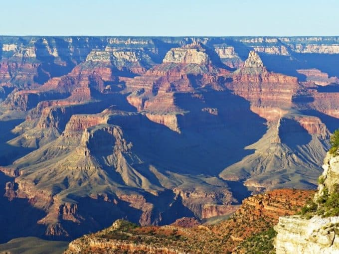 How to spend the weekend in Grand Canyon National Park