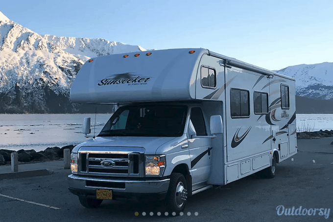 Alaska RV Rentals