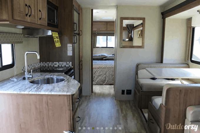Alaska motorhome rental