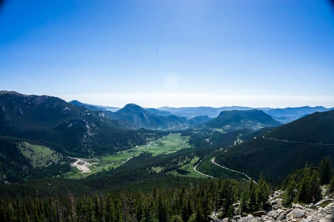 How to spend the weekend in Rocky Mountain National Park