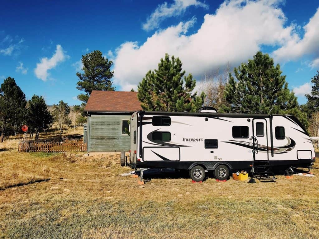 RVing in Denver, CO