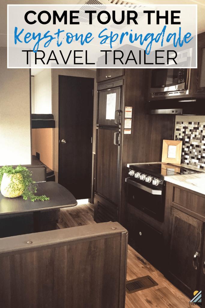Keystone Springdale 260BH travel trailer