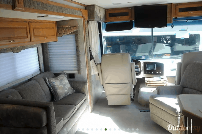 Motor home rental Denver CO