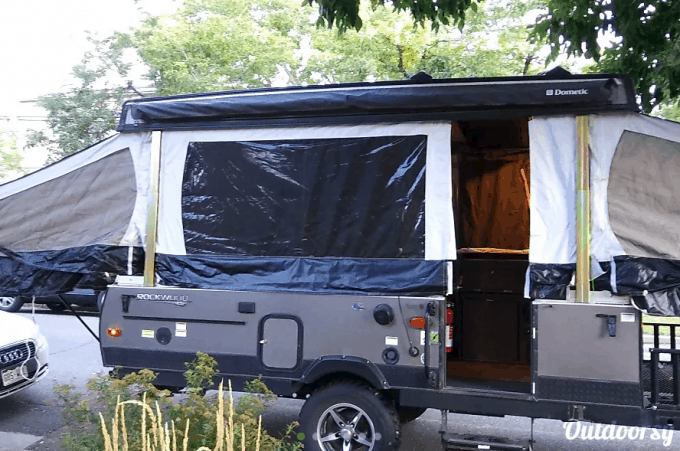 Pop up camper rental