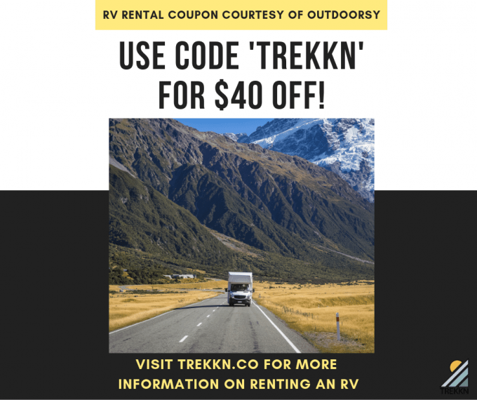Outdoorsy Coupon Code // Save on Your First RV Rental!