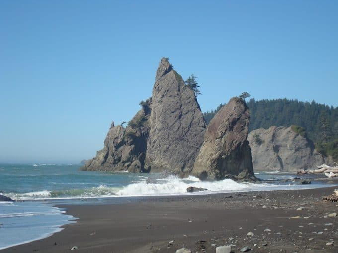 How to spend the weekend in Olympic National Park