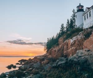 How to spend the weekend in Acadia National Park
