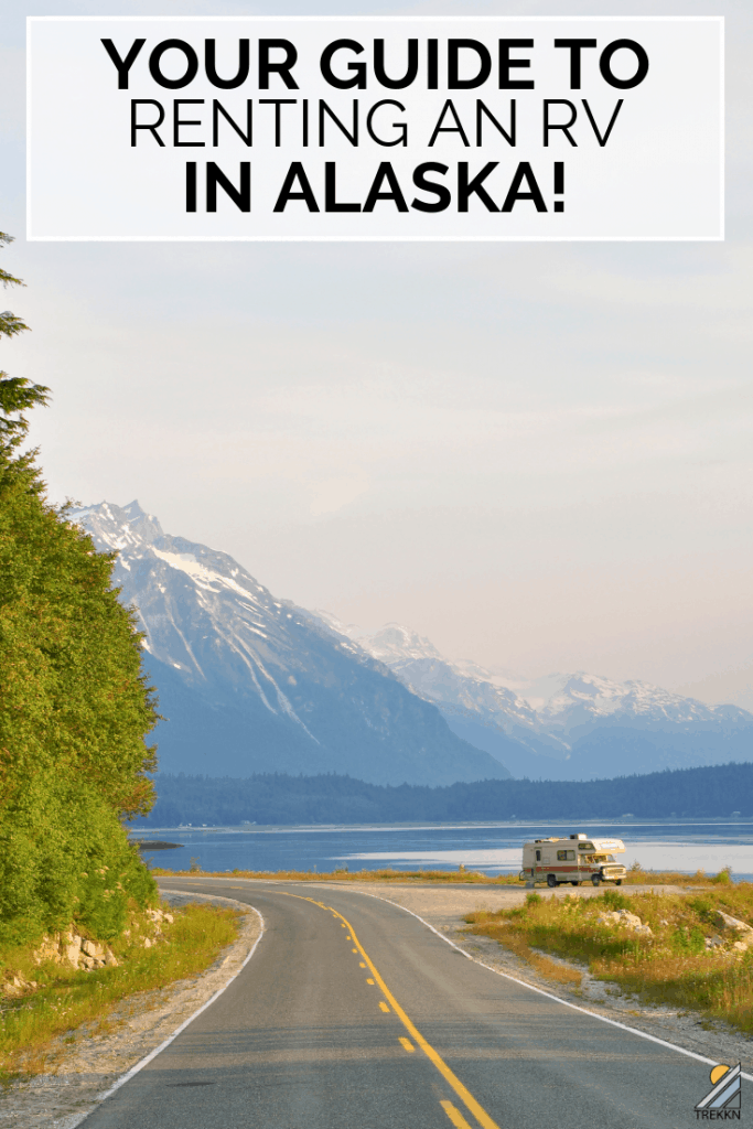 Renting an RV in Alaska