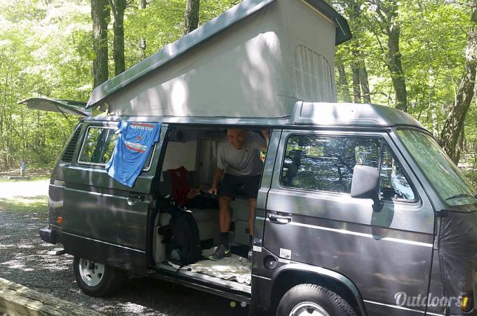 campervan rental san diego