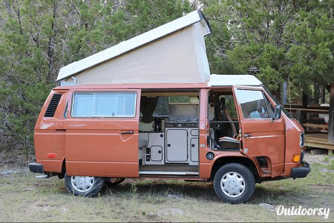 Campervan rentals austin tx