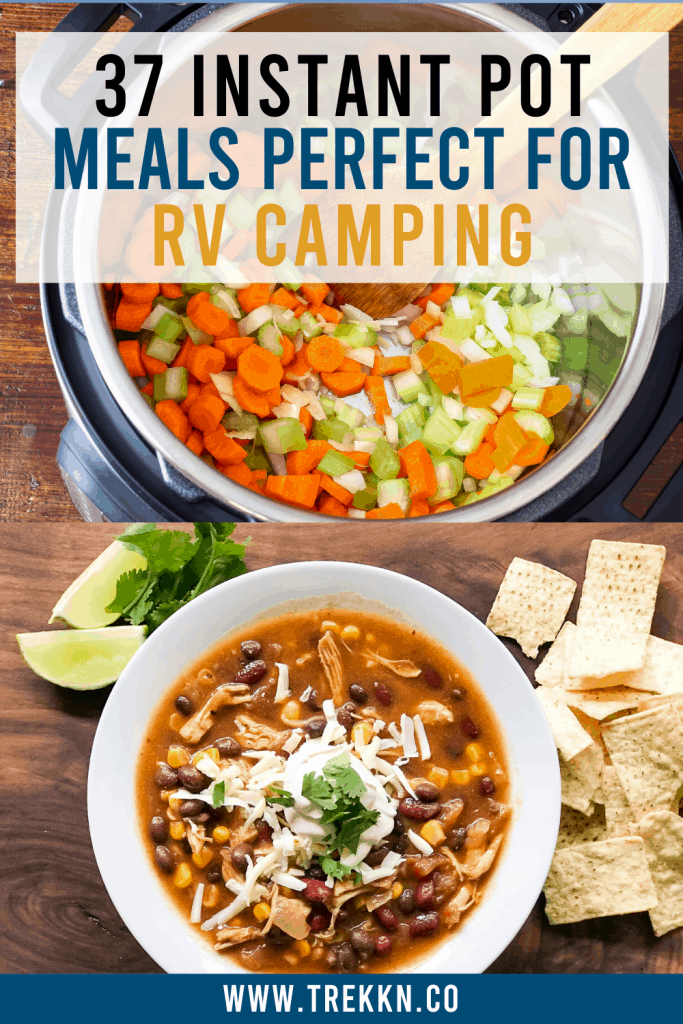Instant Pot Meals Perfect for RVing