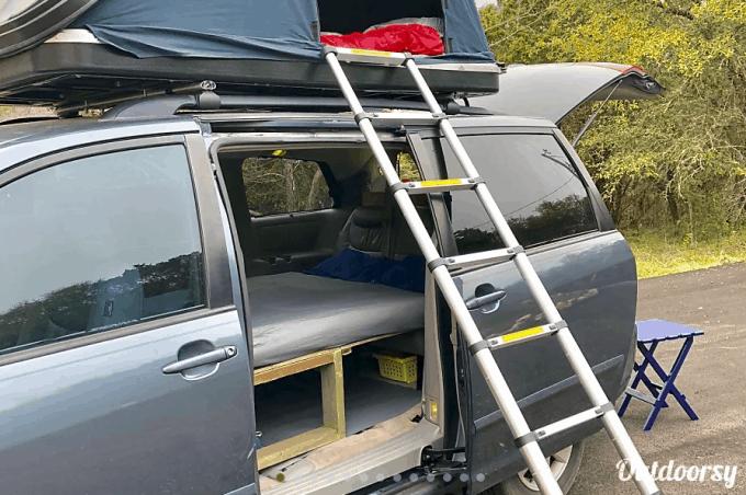 minivan camper austin tx
