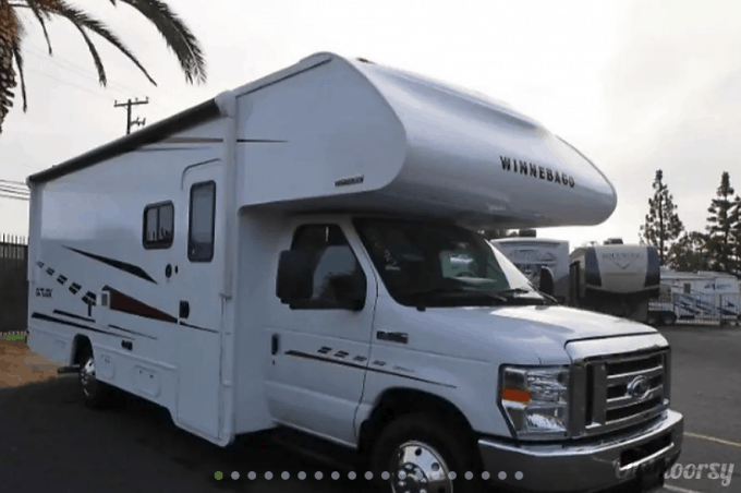 Rent an RV In San Diego, CA