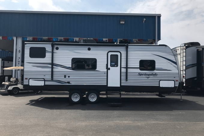 Keystone Springdale Travel Trailer