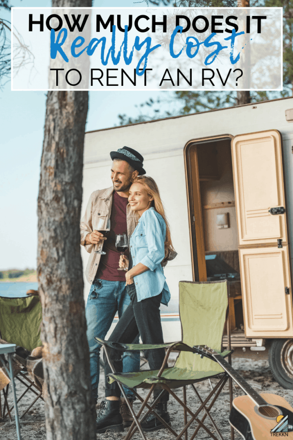 RV Rental prices: how much does it really cost to rent an RV?