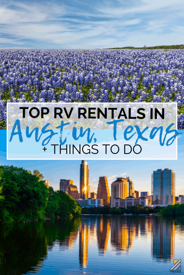 RV Rentals in Austin Texas