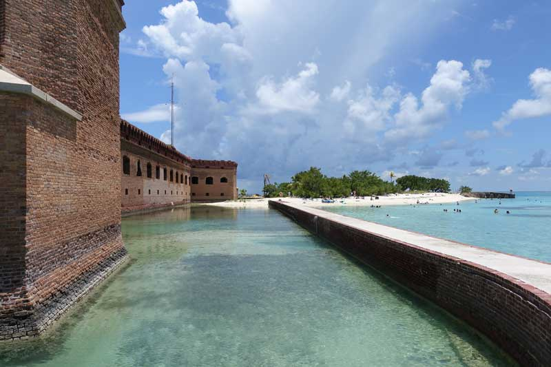 How to spend the weekend in Dry Tortugas National Park