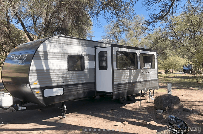 Travel Trailer Rental Austin Texas