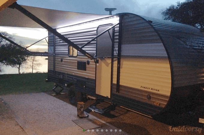 travel trailer rentals austin