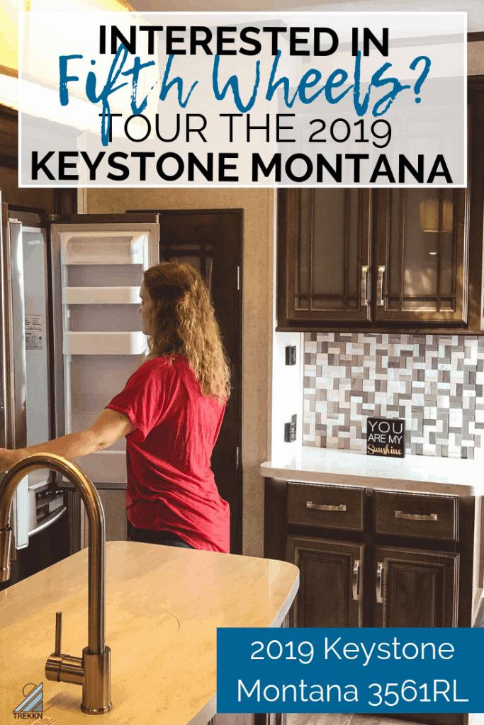 2019 Keystone Montana 3561RL