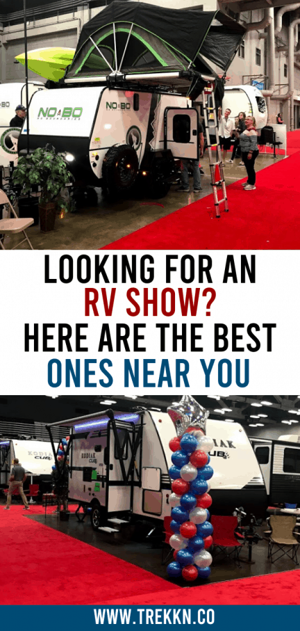 2020 RV Shows