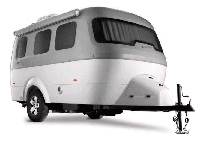 The Nest Travel Trailer by Airstream is sure to become yet another classic in the company's stellar lineup.