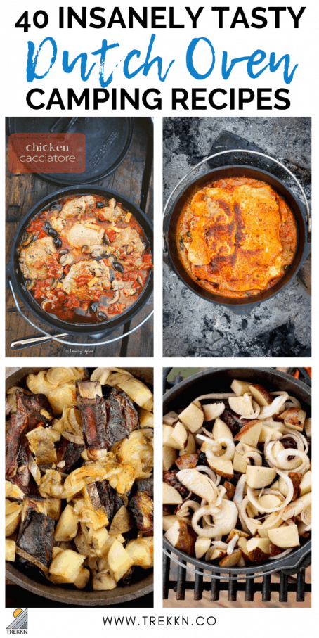 Dutch oven camping recipes