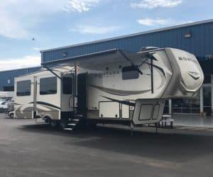 2019 Keystone Montana 3561RL Fifth Wheel