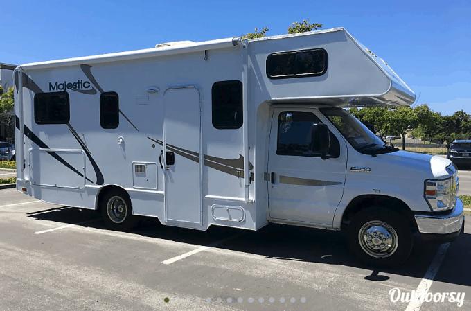 San Francisco motorhome rentals