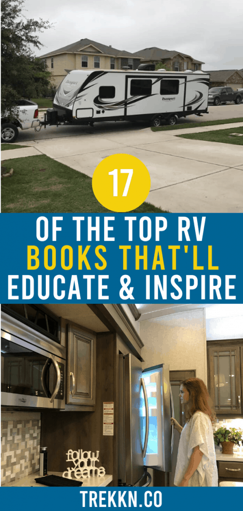 RV Living and Travel Books