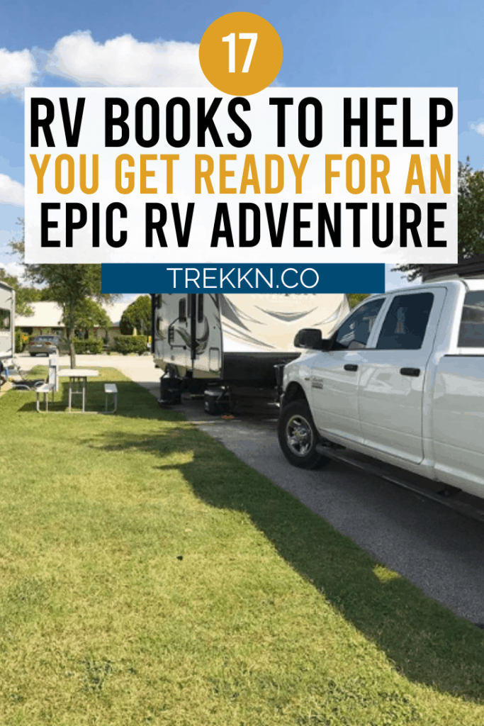 RV Books That Educate and Inspire