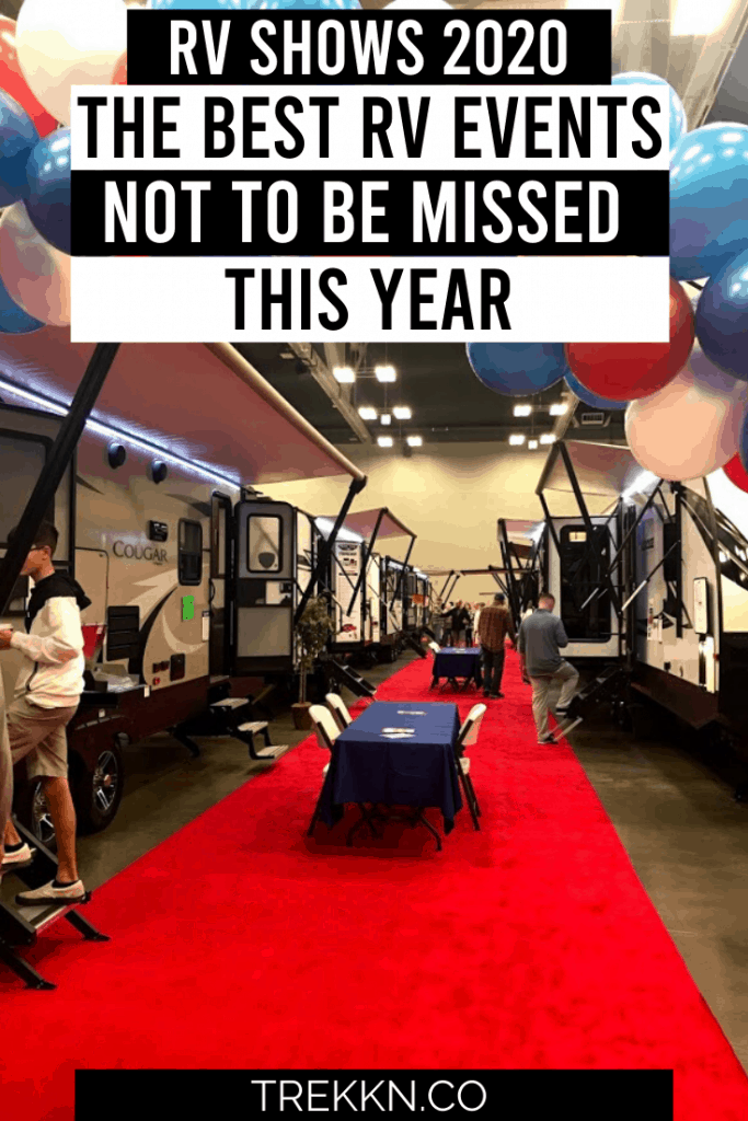 The Best RV Shows for 2020