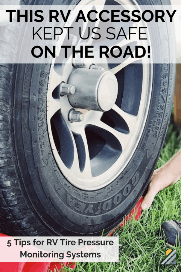 RV Tire Pressure Monitoring System: 5 Tips