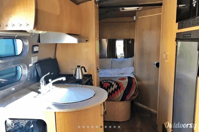 travel trailer rental san francisco