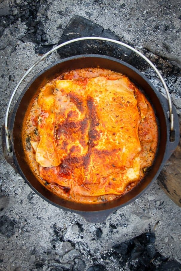 vegetarian dutch oven recipes