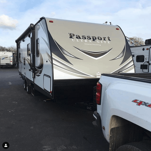 Travel Trailer name - Haully