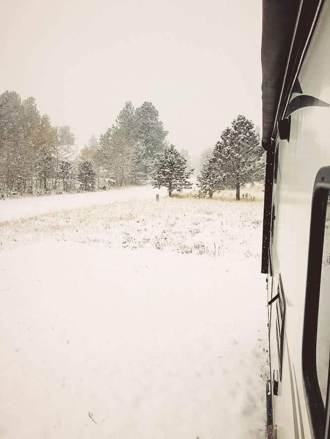Winter RV Living Tips