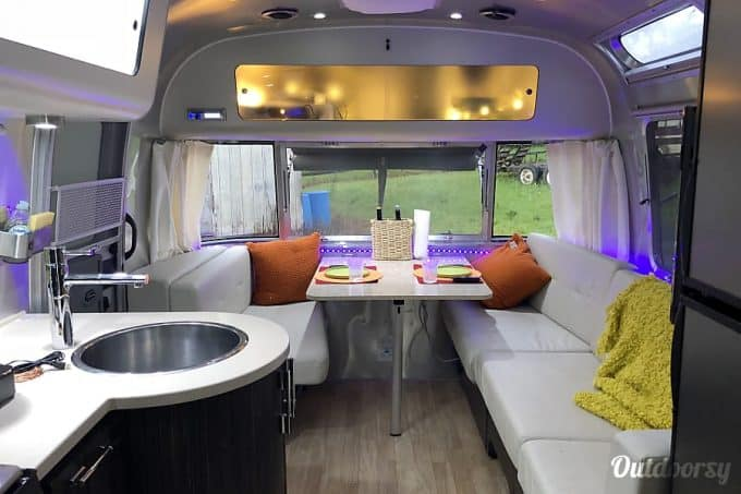 airstream rental houston tx