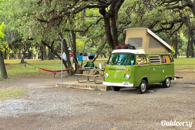 campervan rental houston