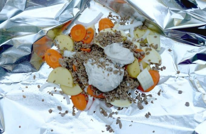Camping Meals for a Crowd