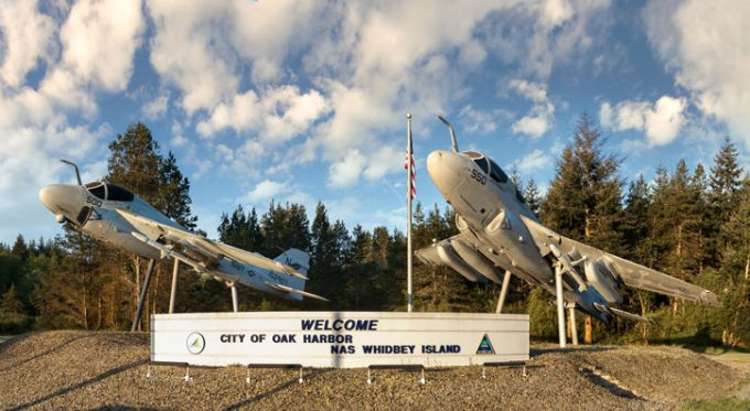 Naval Air Station Whidbey Island is still very active and could produce some unexpected noise during your stay on the island near Fort Ebey State Park..