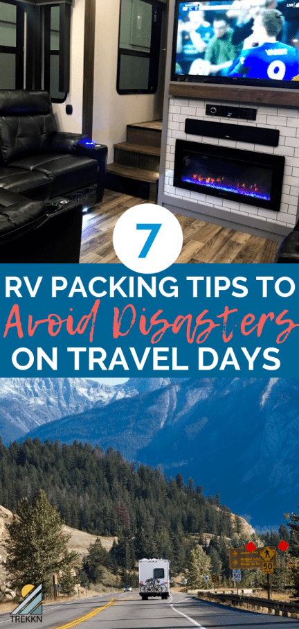 RV Packing Tips