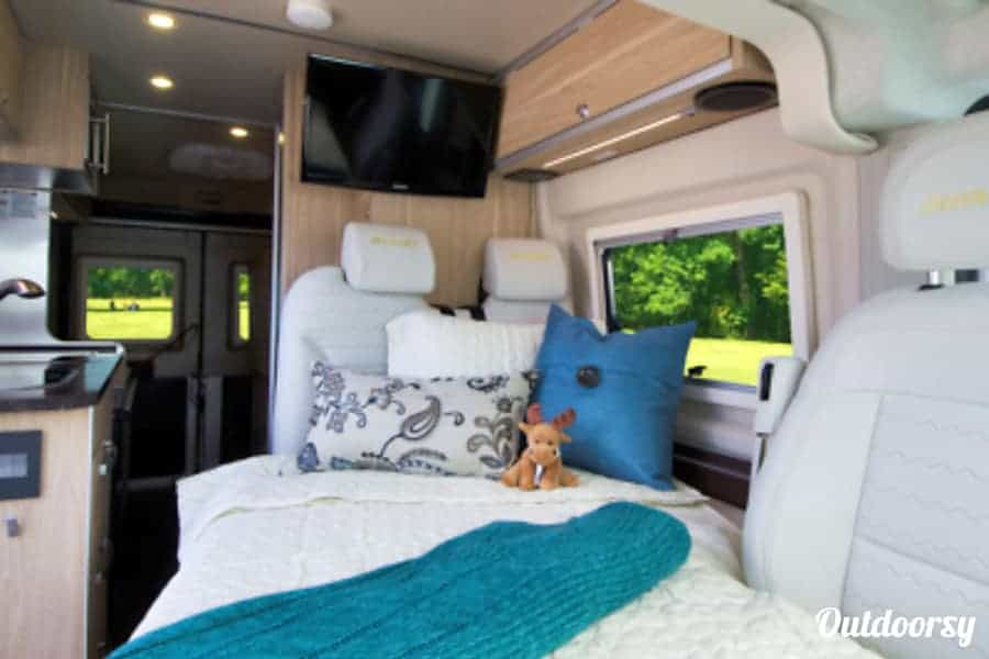 Campervan Rentals in Houston