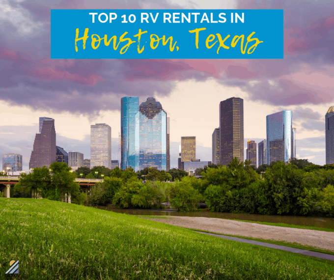 RV rentals in Houston Texas