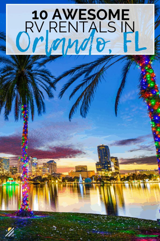 RV Rentals Orlando, Florida