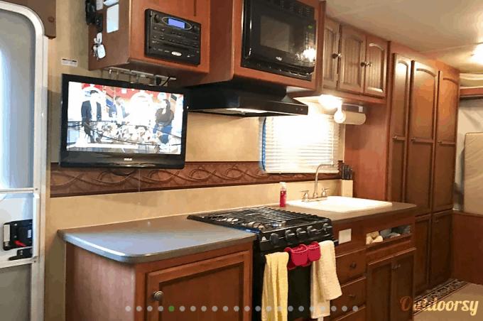 RV rentals Orlando Florida