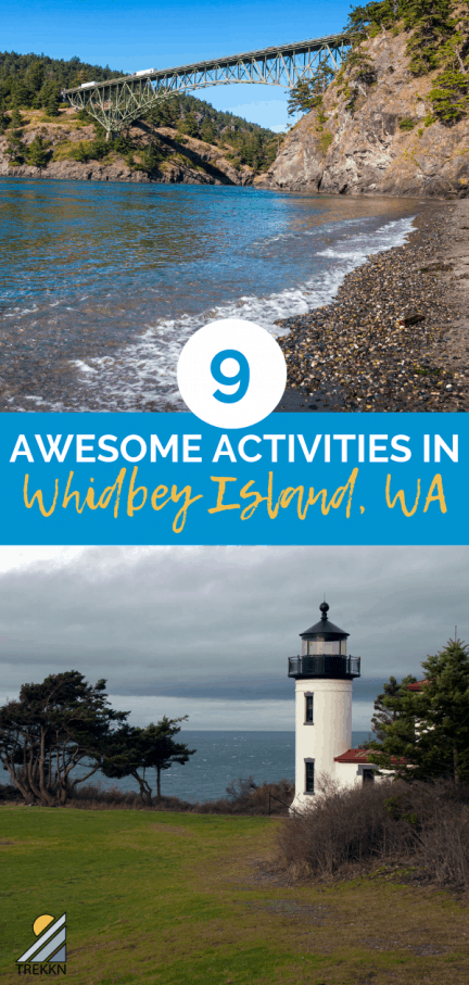 Things to do in Whidbey Island, WA