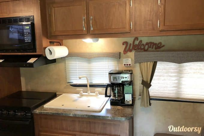 travel trailer rental houston texas