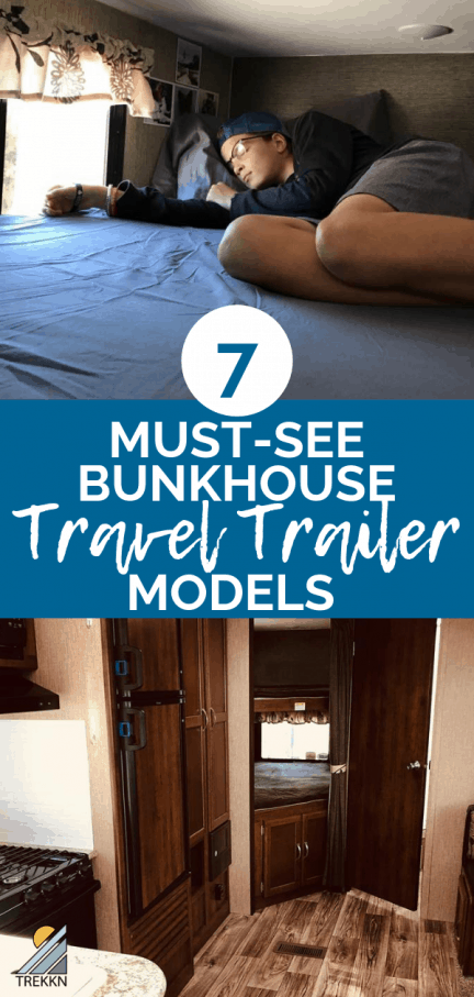 Bunkhouse Travel Trailer Models